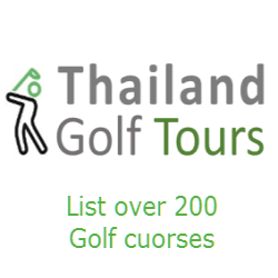 Thailand golf tours och golfbanor